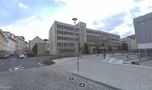 Současný stav (Panorama, Mapy.cz)