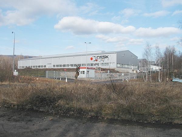 DESK-FORM a.s. - Výrobní závod v areálu Dukla v Újezdečku - po rekonstrukci 03