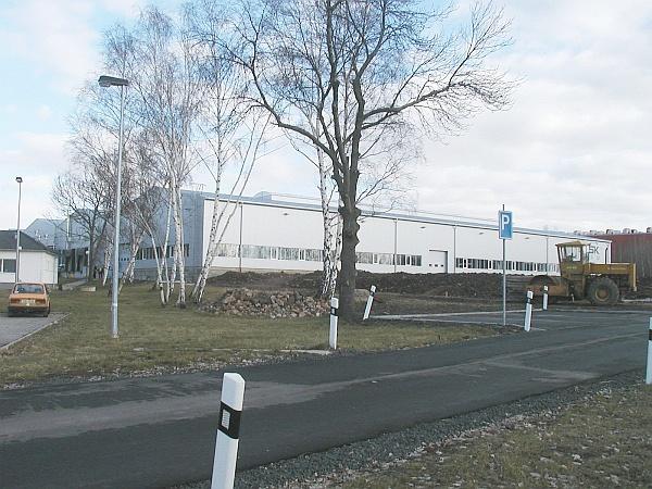 DESK-FORM a.s. - Výrobní závod v areálu Dukla v Újezdečku - po rekonstrukci 04