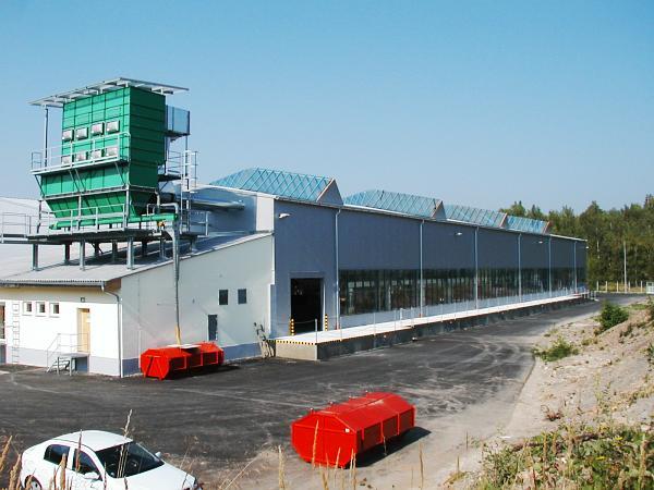DESK-FORM a.s. - Výrobní závod v areálu Dukla v Újezdečku - po rekonstrukci 01